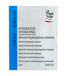 Sérum hydratation* intense - échantillon
