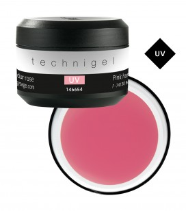 Ongles - Prothésie ongulaire - Technigel - Gel UV de construction dur pour ongles - Réf. 146654