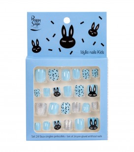 Ongles - Vernis à ongles - Collection kids - Idyllic nails - Kids - Réf. 151404