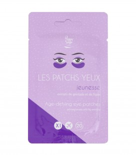 Soins du visage - Soin du visage - Rajeunir - Les patchs yeux jeunesse - Réf. 400146EC