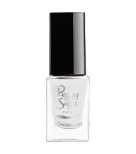 Ongles - Mini vernis 5ml - Base peel-off MINI - Réf. 105603