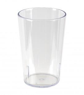 Accessoires pro - Petit matériel - Pot acrylique en plastique D66xH99mm - Réf. 170231