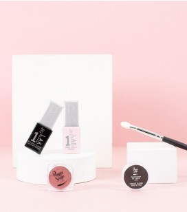 Ongles - Nail art - Pigments nail art - Kit Pigments - Réf. 150363
