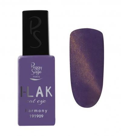 Nägel - Semi-permanente nagellacke - Semi-permanenter i-lak-nagellack - I-LAK cat eye - Harmony - Art.-Nr. 191909