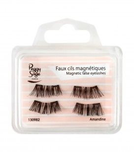 Make-up - Alles für die augen - Falsche wimpern - Magnet-Wimper – Amandine - Art.-Nr. 130982