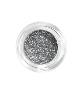 Make-up - Body-art - Pailletten-Glitter - argent - Art.-Nr. 880080
