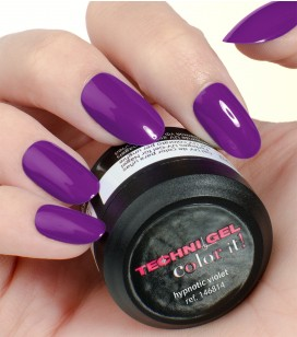 Color it UV & LED-Farbgel für Nägel - hypnotic violet
