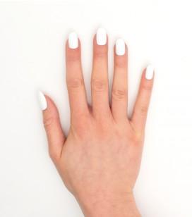 Nägel - Nagelkosmetikerin - Color it! - classy white - Art.-Nr. 146471