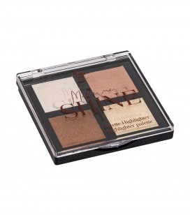 Highlighter-Palette – Make me Shine - Art.-Nr. 802270