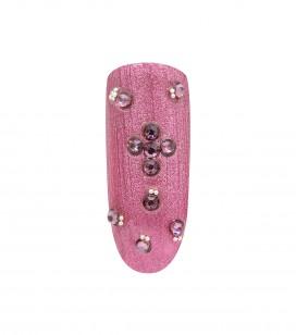 Nägel - Nail art - Strass für nägel - 20 Strass für Nägel Antique Pink SS5 - Art.-Nr. 148018