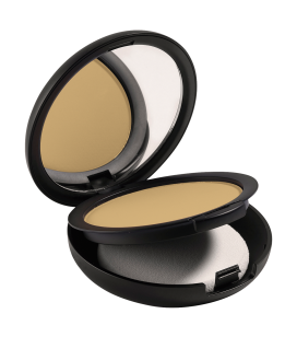 Puder-Make-up - beige doré