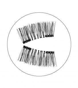 Make-up - Alles für die augen - Falsche wimpern - Magnet-Wimper – Audrey - Art.-Nr. 130981