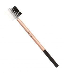 Make-up - Accessoires - Pinsel - Pinsel Kamm und Augenbrauen/Augenwimpernbür -Nylon - Art.-Nr. 135225