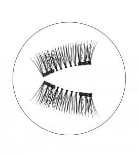 Make-up - Alles für die augen - Falsche wimpern - Magnet-Wimper – Morgane - Art.-Nr. 130980
