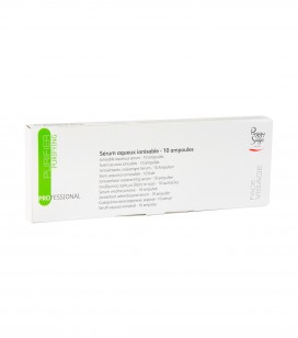ionisierbares, wässeriges Serum - 10 Ampullen - Art.-Nr. 401156