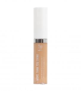 Make-up - Alles für den teint - Make-up - Warenprobe 2 in 1 Make-up und Concealer - More than you think - Beige hâlé - Art.-Nr. 810535