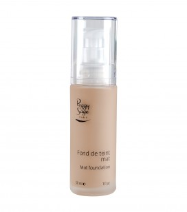 Mattierendes Make-up - beige clair