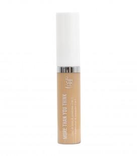 Make-up - Alles für den teint - Make-up - Warenprobe 2 in 1 Make-up und Concealer - More than you think - Beige doré - Art.-Nr. 810530