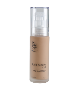 Mattierendes Make-up - beige sable