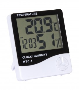 Thermo-Hygrometer - Art.-Nr. 137181