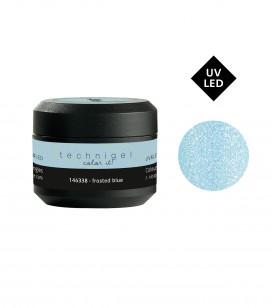Nägel - Nagelkosmetikerin - Color it! - UV & LED-Farbgel für Nägel - Frosted Blue - Art.-Nr. 146338