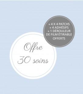Körperpflege - Fusspflege - Anti-hornhautpflege - Set 30 professionelle Anti-Hornhaut Pflegen - Art.-Nr. 550510