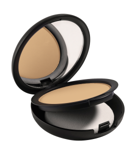 Puder-Make-up - beige miel
