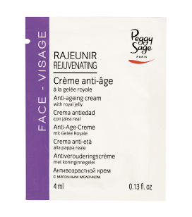 Gesichtspflege - Targeted treatments - Für alle hauttypen - Anti-Age-Creme mit Gelée Royale - Warenprobe - Art.-Nr. 400501