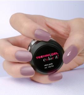Ongles - Prothésie ongulaire - Gels - rétro pink - Réf. 146794