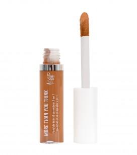 Maquillage - Teint - Fonds de teint - More Than You Think - FDT & correcteur 2 en 1 - Réf. 810560