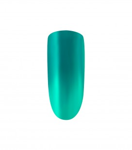 Ongles - Nail art - Pigments nail art - Pigments effet chrome - diamond green - Réf. 149992