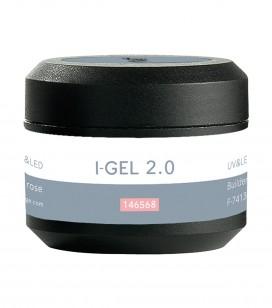 Ongles - Prothésie ongulaire - Gels - Gel de camouflage rose UV&LED I-GEL 2.0 - Réf. 146568