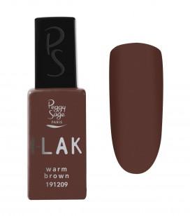 Ongles - Vernis semi-permanent - Vernis semi-permanent i-lak - Vernis semi-permanent I-LAK - warm brown - Réf. 191209