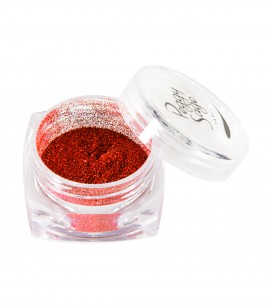 Ongles - Nail art - Pigments nail art - Pigment pour ongles - Diamond red - Réf. 149995