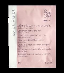 Crème de soin mains et ongles au beurre de karité - échantillon - Réf. 120761