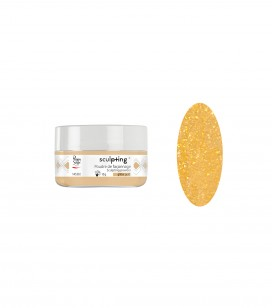 Ongles - Prothésie ongulaire - Sculpting + - glitter gold - Réf. 145392