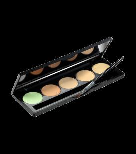 Maquillage - Teint - Correcteurs & anti-cernes - Palette correcteurs de teint - Réf. 803550