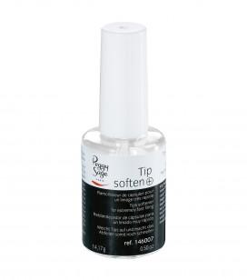Ongles - Prothésie ongulaire - Capsules professionnelles - Tip soften + - Réf. 146007