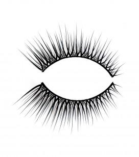 Maquillage - Yeux - Faux cils - Faux cils  - regard fascinant - Réf. 130964