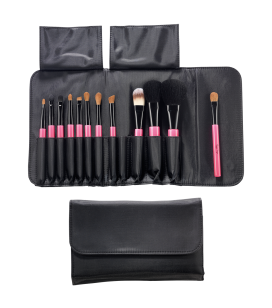 Set 12 pinceaux maquillage