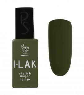 Ongles - Vernis semi-permanent - I-lak - Stylish major - Réf. 191189
