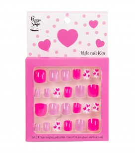 Ongles - Vernis à ongles - Collection kids - Idyllic nails - Kids - Réf. 151403