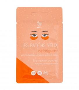 Les patchs yeux défatiguant - Réf. 400144EC