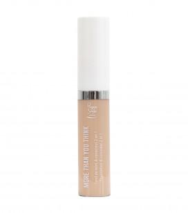 Maquillage - Teint - Fonds de teint - More than you think - FDT & correcteur 2 en 1 - Beige clair - Réf. 810500