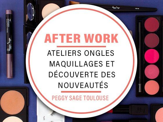 After Work Ateliers Ongles Et Make Up Présentation Des