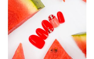 Nail art avec la collection I LAK ETE 2018