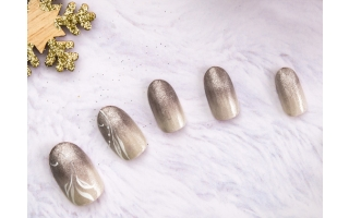 Nail Art: 3 fabulous looks with our I-LAK Christmas range!