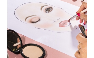 Tuto make-up nude