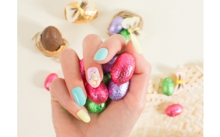 Nail Art de Pâques