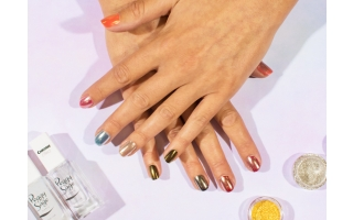 Nail-art Pigments effet chrome